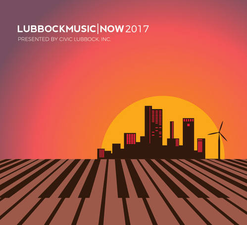 Lubbock Music Now 2017 Cover by Barry Helms